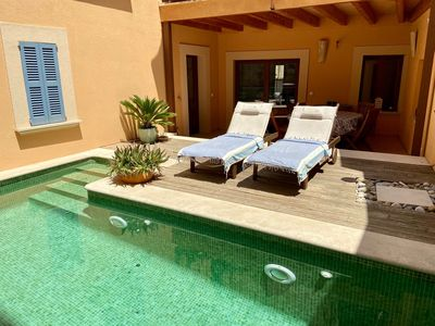 Photo for Can Sabater - Luxurious village house - Ideal for summer and winter