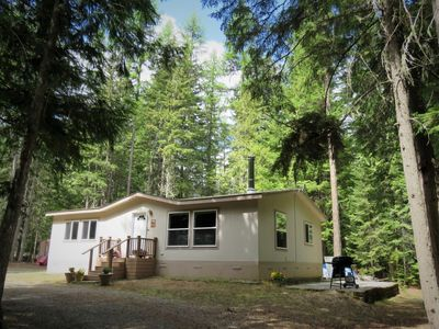 Photo for Located in a private wooded area with a lovely creekfront trail to explore.