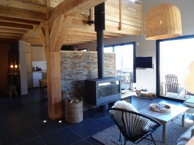 Photo for Chalet Pra-Loup, 2 bedrooms, 8 persons