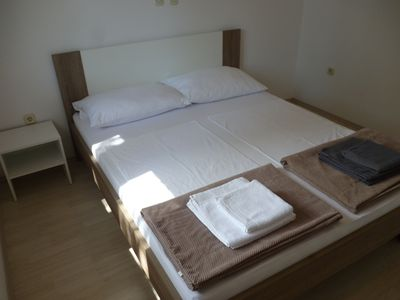 Photo for Apartments NOVOSEL-30 m from the beach (58495-A2) - Seline