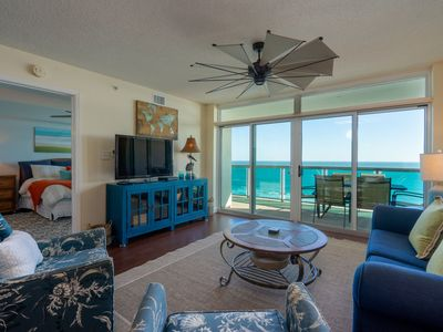 Photo for Beautiful Oceanfront 3 Bedroom Condo in North Myrtle Beach - Crescent Keyes 805