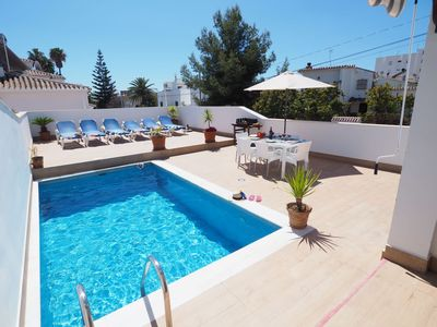 Photo for Nerja Paradise Rentals - Villa Verania