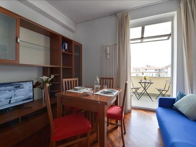 Photo for Lovely 1bdr w/terrace and balcony