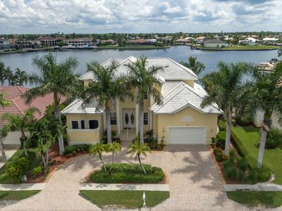 Photo for Stunning Water Views on Landmark Bay, Steps from the Beach