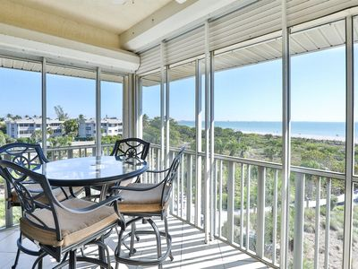 Photo for 2BD/2B CONDO ON SANIBEL WITH GULF VIEWS, BEACH ACCESS AND MUCH MORE!