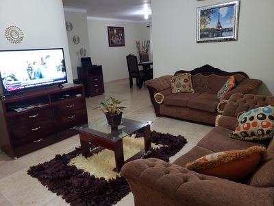 Photo for 3BR Apartment Vacation Rental in Santiago, Santiago Province