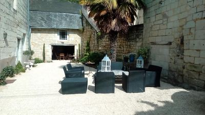 Photo for Bed and Breakfast 15 minutes from Saumur for two people