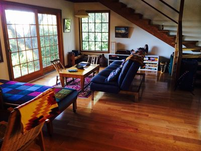 Photo for Pt Reyes 2 Cottage Retreat Over Tomales Bay from $350/nt (for Chalet only)