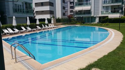 Photo for ANTALYA LARA! 250 m2 fully equipped MAISONETTE with all the advantages!