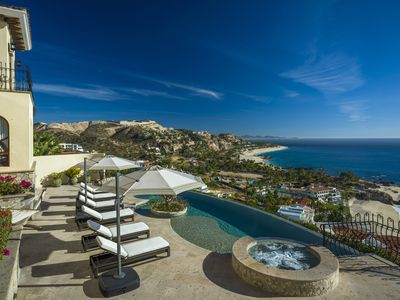Photo for Impressive Mexican-style property at the highest point of a hill