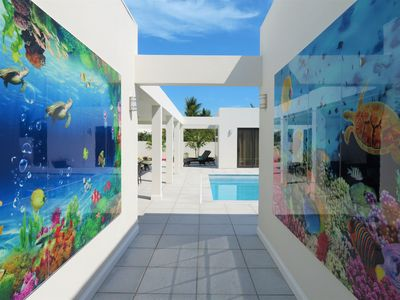 Photo for Villa Kinga, new contemporary villa, almost on the Beach, Awesome Location