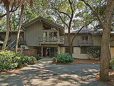 Photo for TIMELESS OCEANFRONT CHARACTER + HEATED POOL ON SEA PINES GOLD COAST