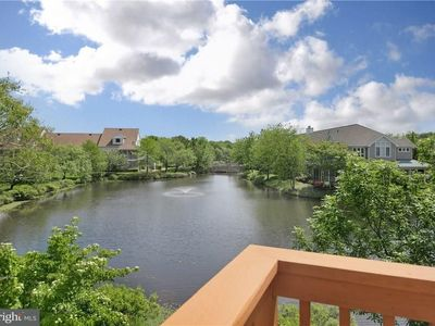 Photo for Gorgeous Townhouse with Beautiful Great Pine Lake Waterviews. Sleeps 8.