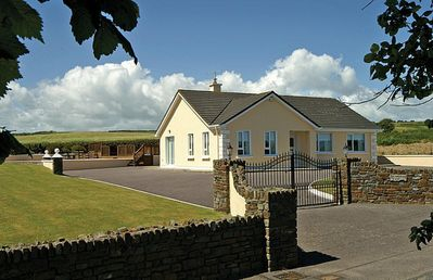 Photo for Detached bungalow facing south and commanding exhilarating sea views…