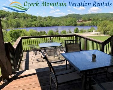 Photo for Green Meadow #2, Superb Lake Access, Steps to Marina, Swim Area, View of White River, Pool, Spa Tub