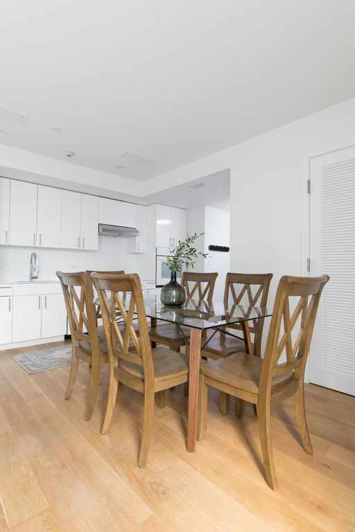 Open Concept 2BR in Seaport by Sonder