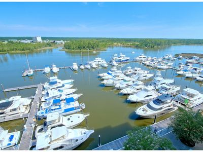 Photo for Wharf 705: Stunning bay views at an amazing family entertainment complex!