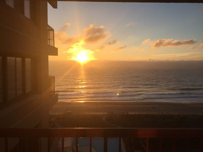 You can wake up to this Beautiful Sunrise!