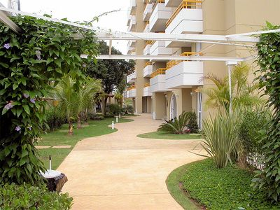 Photo for 1BR Apartment Vacation Rental in Bertioga, SP