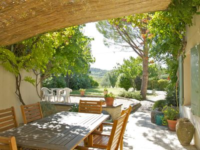 Photo for Cottage 7 people with swimming pool - Mormoiron near Mont Ventoux
