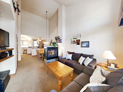 Photo for 2BR w/ Private Balcony -- Walk to Granby Ranch