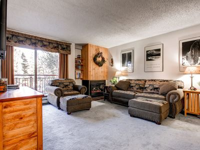 Photo for Trails End 208 Ski-in/Ski-out Condo Downtown Breckenridge Lodging