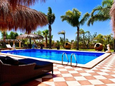 Photo for Santanyi house for 1 - 8 people with 4 bedrooms - Holiday home
