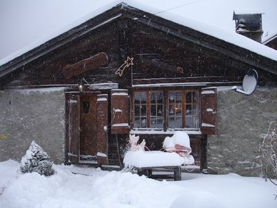 "Photo for Chalet ""Le Grandzon"" **** comfortable, quiet (fully renovated chalet)"