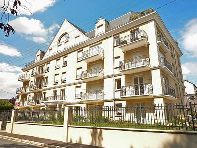 Photo for 2 bedroom Apartment, sleeps 4 in Trouville-sur-Mer with WiFi