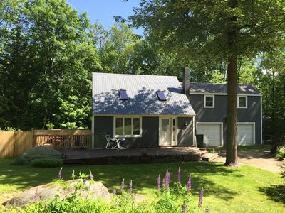 Photo for Beautiful heart in the heart of White Mountains with fruit trees & huge backyard