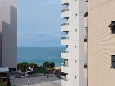 Photo for Two bedroom apartment two block from the Artisan Fair of Beira Mar