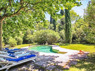Photo for A Chic & Peaceful Countryside Retreat, Villa Boulbon features Private Pool & Terraces
