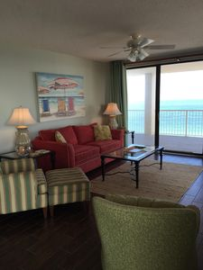 Photo for Beautiful Corner Unit with Amazing Ocean View