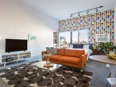 Photo for Lively Studio in Hillcrest by Sonder