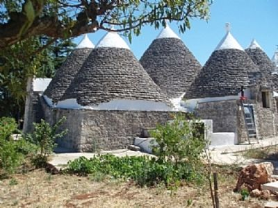 Photo for Heavenly  Trulli Near Martina Franca  With Orchard Located In Secluded Hamlet.
