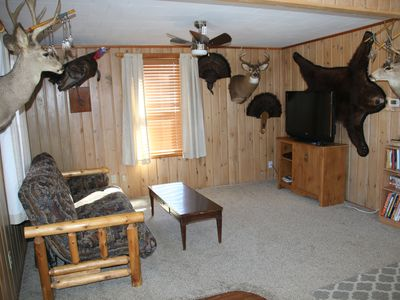 Photo for 2BR Cabin Vacation Rental in Iron River, Wisconsin