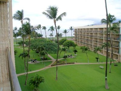 Photo for Special!  Maui Sunset 502B, 1 BR, 2 BA  with Partial Ocean View