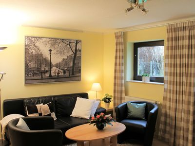 Photo for 2-room apartment with seating area in the garden, close proximity to the beach, Baltic Nienhagen
