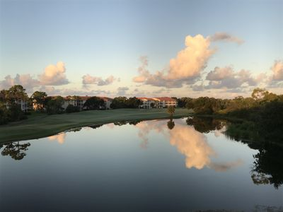Photo for Stoneybrook Golf Course Condo with great water view