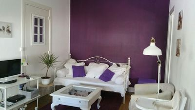 Photo for Comfortable apartment open all year, 50m from the beach of Foncillon