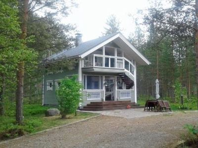 Photo for Vacation home Rajala in Kajaani - 4 persons, 1 bedrooms