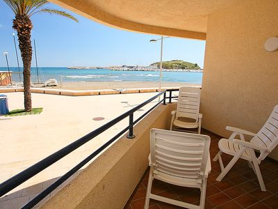 Photo for Apartment MARITIM II  in Llançà, Costa Brava - 5 persons, 3 bedrooms