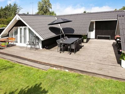 Photo for Vacation home Skødshoved in Knebel - 6 persons, 3 bedrooms