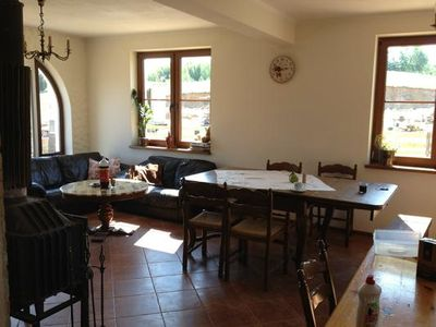 Photo for Holiday house Parchowo for 6 - 9 persons with 4 bedrooms - Holiday house