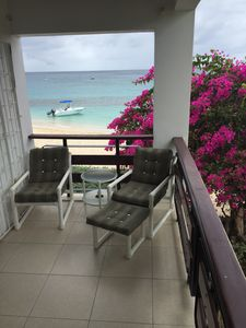 Photo for Beachfront Condo with Spectacular view beach, ocean & sunsets