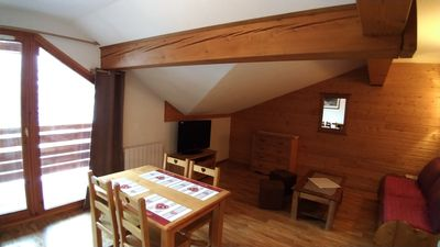 Photo for 2 rooms 4 PERS. Ski in feet RESIDENCE ***
