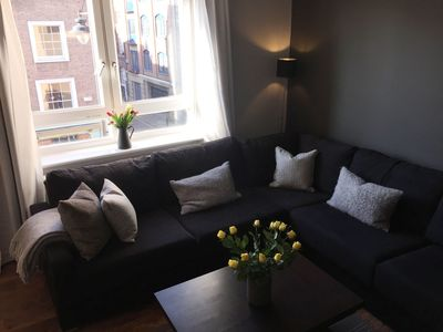 Photo for Stylish Comfort by Tower Bridge with fast WiFi