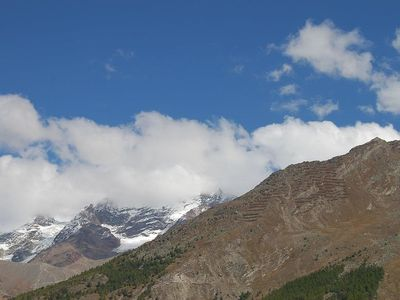 Photo for 1BR Apartment Vacation Rental in Saas-fee, Valais