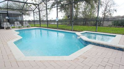 Photo for You have Found the Perfect 5 Bedroom Villa with Private Pool on Windsor Hills Resort, Orlando Villa 1700