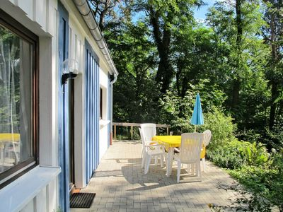 Photo for Beautiful apartment for 3 guests with WIFI, TV, balcony, pets allowed and parking